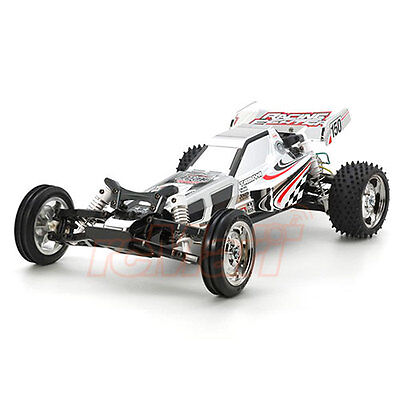 Tamiya 1:10 DT03 Racing Fighter Chrome Metallic EP RC Cars Buggy Off Road #47347