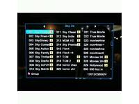 Openbox v8s loaded movies sports 12 months