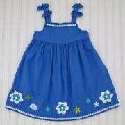 Gymboree Sea Splash Dress