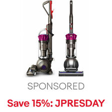 Dyson Ball Multi Floor Origin HEPA Upright Vacuum | Fuchsia | New