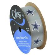 Dallas Cowboys Hair Bow