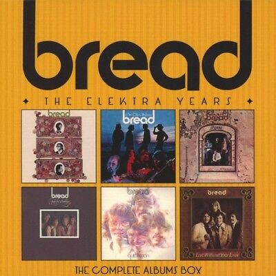 Bread - Elektra Years: The Complete Album Collection [New CD] Boxed Set, UK - Im
