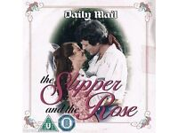 Slipper And The Rose DVD Promo The Daily Mail Richard Chamberlain Gemma Craven