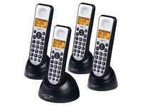 iDECT D1i Quad Cordless Digital Phone