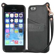 iPhone 5 Case Card Holder Leather
