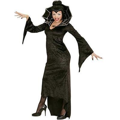 SPIDERELLA  SPIDER LADY Damen Kostüm Schwarze Witwe Gr. L 42/44  Hexe (Spider Lady Kostüm)