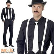 Mens Gangster Fancy Dress
