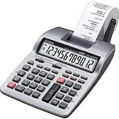 Casio® HR-100TMPlus Desk-Top Printing Calculator