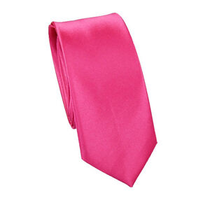 Fashion New Style Men's Unisex Solid Plain Neck ties Wide 2