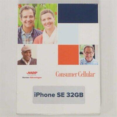 Consumer Cellular Apple Iphone SE 32GB