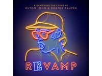REVAMP - The songs of Elton John & Bernie Taupin
