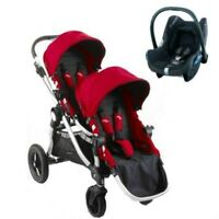 Baby Jogger 2014 City Select + 2nd Seat + Capsule(US MODEL)
