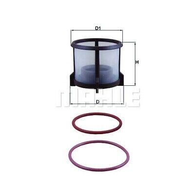 1 Kraftstofffilter MAHLE KX 72D2 passend für DAF MAN MERCEDES-BENZ RENAULT
