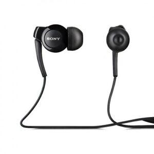 BRAND NEW Original Sony 3.5mm In-ear Stereo Earphone w/Mic