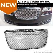 2012 Chrysler 300 Grill