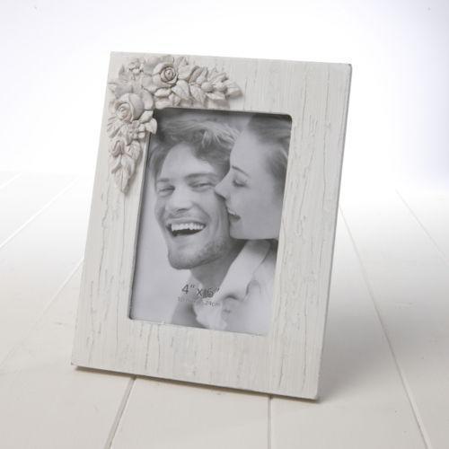 white wooden picture frame ebay. Black Bedroom Furniture Sets. Home Design Ideas