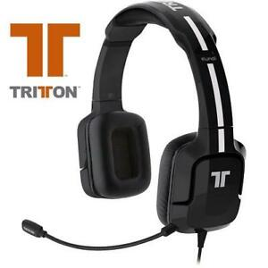 RFB PS4 TRITTON KUNAI HEADSET TRI903620002/02/1 192769441 PlayStation 4 3 PS Vita/Mobile Devices STEREO MAD CATZ REFU...