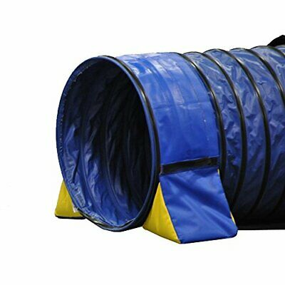 Tunnel Hugging Non Constricting PVC Dog Agility ...