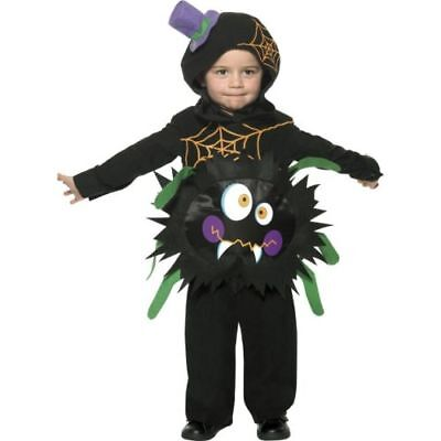 Halloween Kinder Kostüm verrückte Spinne als Monster