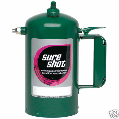Milwaukee Sprayersure Shot 1000g Sprayer 32 Oz. Oilssolvents Green