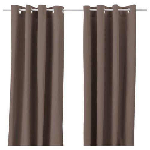 Ikea Merete Curtains Ebay