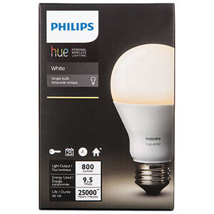 Philips Hue Kit (Base and Light)