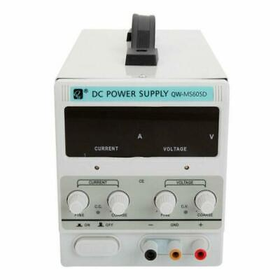 30v10a 30v5a 60v5a Us 110v Dc Power Supply Regulated Adjustable Digital Lab