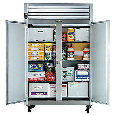 Traulsen Reach In Two Door Refrigerator Model G20010 46 Cu. Ft List Price