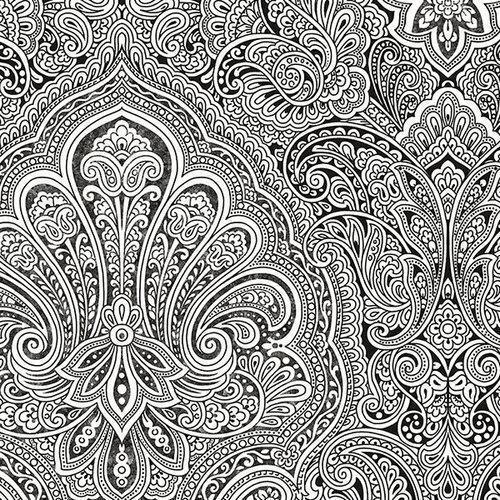 Paisley Wallpaper Ebay