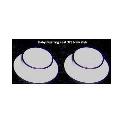 Faby Old Evaporator Bushing Pair 29mm Dia.