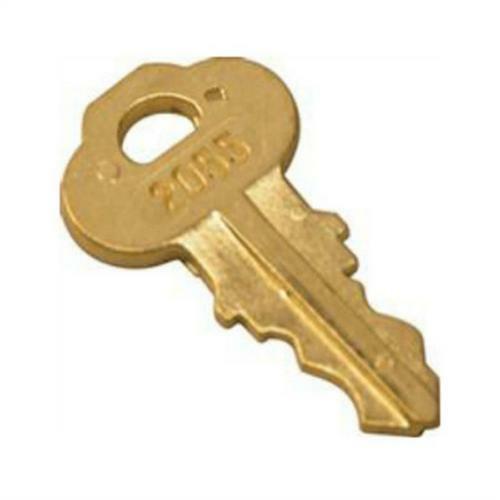 Bradley 2055 Dispenser Key