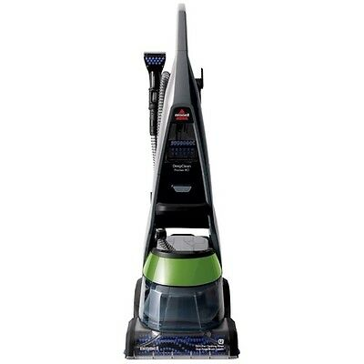 مكنسة غسيل السجاد مستعمل Bissell DeepClean  Pet Professional Carpet Cleaner Shampooer 17N4 17N4-p GREEN
