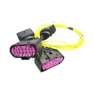 Xenon Headlight Adapter Cable Loom Set for Skoda Octavia 1 I