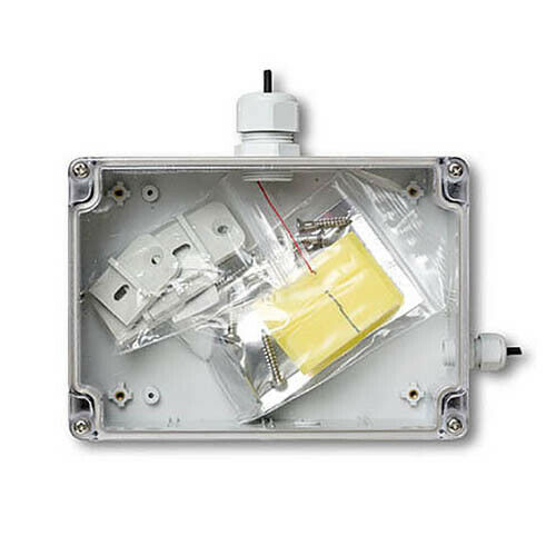 Onset CASE-4X Protective Case with External Input for HOBO LCD Units