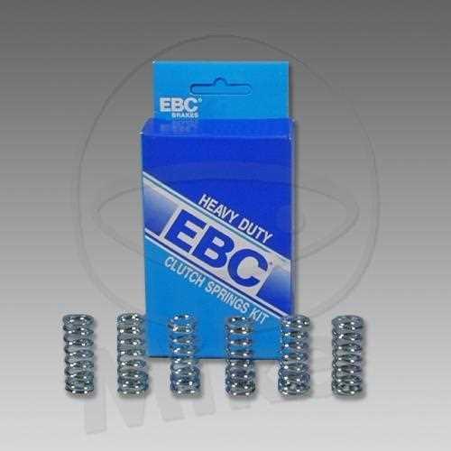 EBC Kupplungsfedern CSK077 passt in Honda CR 125 R 2001 JE01 41 PS