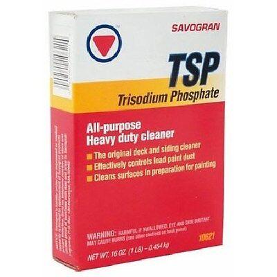 New Savogran 10621 Trisodium Phosphate  Tsp