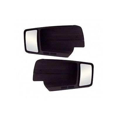 Truck Towing Mirror Ford Extension Attachment F 150 Durable Aerodynamic Set New