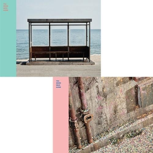 BTS [YOU NEVER WALK ALONE] Album RANDOM CD+Photo Book+Card+GIFT CARD KPOP SEALED