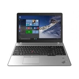 Lenovo ThinkPad E570 Core i57200 8GB 256GB SSD 15.6""