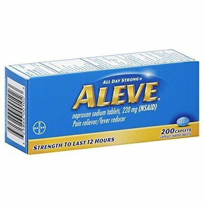 Aleve 200 Caplets [Health and...