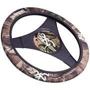 Mossy Oak Steering Wheel Cover