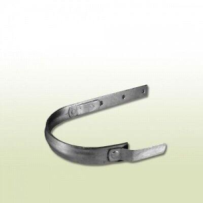Zink Stirnbretthalter Rinneneisen halbrund RG 280 mm