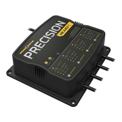 Minn Kota MK440PC Minn Kota MK440PC (4 Bank) On-Board Battery Charger