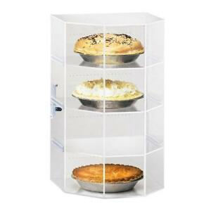 Cal-Mil - 252 - 3-Tier Display Case Bakery, Cake, Pie, Pastry - BRAND NEW - FREE SHIPPING
