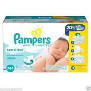 Baby Wipes Box