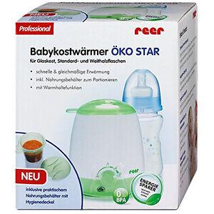 Reer 3320  Babykostwärmer Öko Star Flaschenwärmer