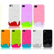 iPhone 4 Melt Case