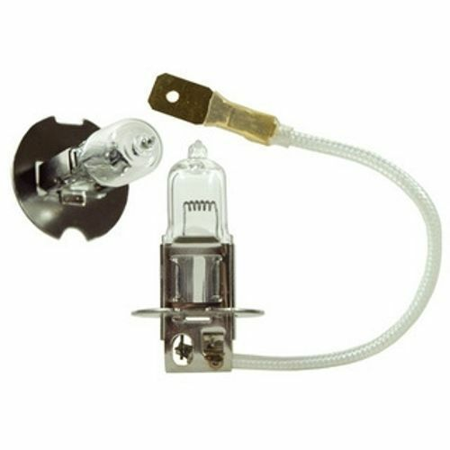 Replacement 12 Volt 55 Watt Halogen Light Bulb for Boats - T3.5 - PK22S