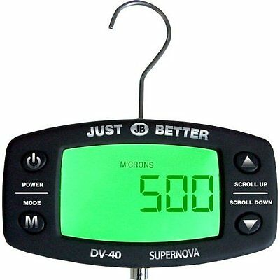 Jb Industries Dv-41 - Supernova Digital Micron Gauge W Case And Ac Adapter
