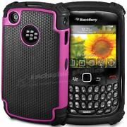 Blackberry Curve 8520 Cover Case Pink